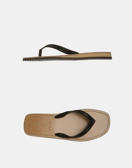 More information or Buy online WOMAN - MIU MIU - FOOTWEAR - FLIP FLOPS - AT YOOX