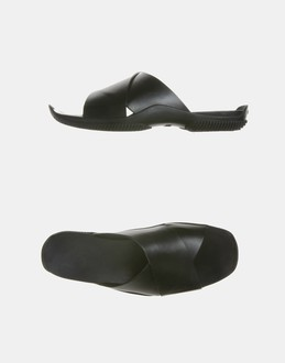 More information or Buy online MAN - HOGAN - FOOTWEAR - SANDALS - AT YOOX