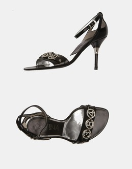 More information or Buy online WOMAN - DIVINA - FOOTWEAR - HIGH-HEELED SANDALS - AT YOOX