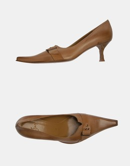 More information or Buy online WOMAN - KJAY - FOOTWEAR - CLOSED-TOE SLIP-ONS  - AT YOOX