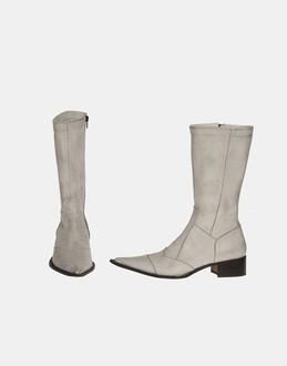 More information or Buy online WOMAN - KALZ - FOOTWEAR - BOOTS - AT YOOX