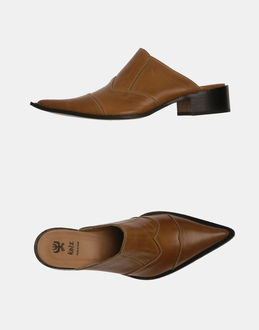 More information or Buy online WOMAN - KALZ - FOOTWEAR - MULES - AT YOOX