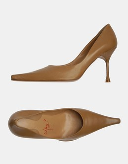 More information or Buy online WOMAN - WHY? - FOOTWEAR - CLOSED-TOE SLIP-ONS  - AT YOOX