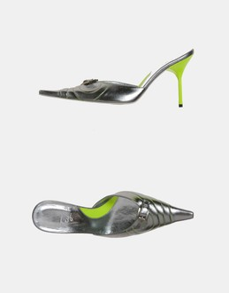 More information or Buy online WOMAN - TRY? - FOOTWEAR - MULES - AT YOOX