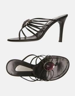 More information or Buy online WOMAN - GIUSEPPE ZANOTTI DESIGN - FOOTWEAR - HIGH-HEELED SANDALS - AT YOOX