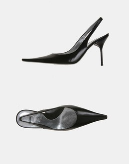 More information or Buy online WOMAN - TRY? - FOOTWEAR - SLINGBACKS - AT YOOX