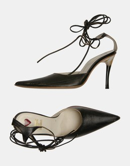 More information or Buy online WOMAN - WORK IN PROGRESS - FOOTWEAR - SLINGBACKS - AT YOOX