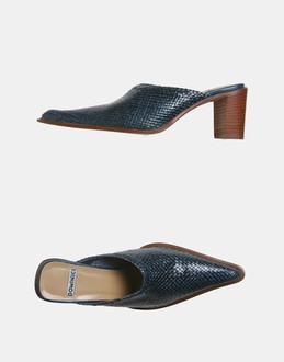 More information or Buy online WOMAN - DOMINICI - FOOTWEAR - MULES - AT YOOX