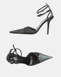 More information or Buy online WOMAN - LUCA VALENTINI - FOOTWEAR - SLINGBACKS - AT YOOX