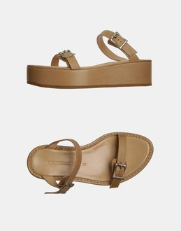 More information or Buy online WOMAN - ANN DEMEULEMEESTER - FOOTWEAR - SANDALS - AT YOOX