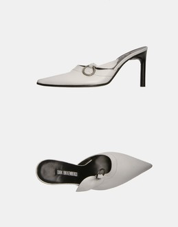More information or Buy online WOMAN - DIRK BIKKEMBERGS - FOOTWEAR - MULES - AT YOOX
