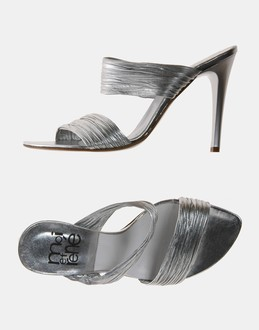 More information or Buy online WOMAN - MOI ET RENé - FOOTWEAR - HIGH-HEELED SANDALS - AT YOOX