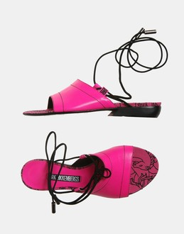 More information or Buy online WOMAN - DIRK BIKKEMBERGS - FOOTWEAR - SANDALS - AT YOOX