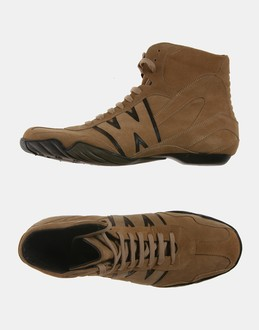 More information or Buy online MAN - W.&amp;L.T. - FOOTWEAR - SNEAKERS - AT YOOX