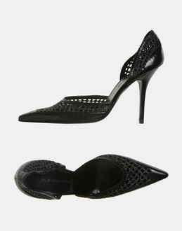 More information or Buy online WOMAN - BALENCIAGA - FOOTWEAR - CLOSED-TOE SLIP-ONS  - AT YOOX