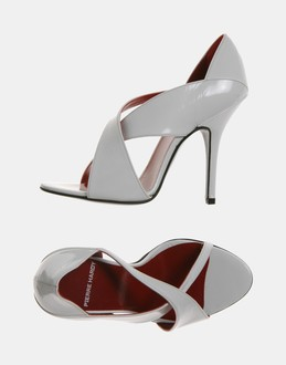 More information or Buy online WOMAN - PIERRE HARDY - FOOTWEAR - HIGH-HEELED SANDALS - AT YOOX