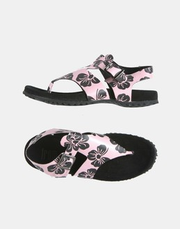 More information or Buy online WOMAN - FROM - FOOTWEAR - FLIP FLOPS - AT YOOX