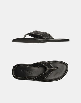 More information or Buy online MAN - YSL  RIVE GAUCHE - FOOTWEAR - FLIP FLOPS - AT YOOX