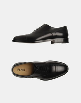 More information or Buy online MAN - FENDI - FOOTWEAR - LACED SHOES - AT YOOX