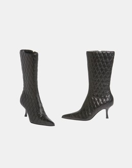 WOMAN - MICHEL PERRY - FOOTWEAR - ANKLE BOOTS - AT YOOX