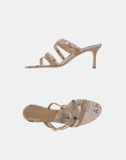 John Galliano High-Heeled Sandals