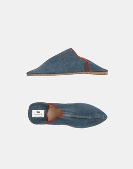 More information or Buy online WOMAN - BABOUCHE - FOOTWEAR - MULES - AT YOOX
