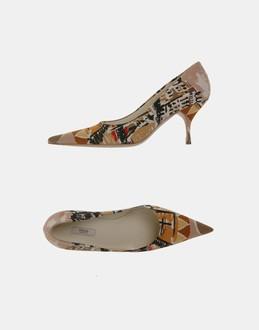 More information or Buy online WOMAN - PRADA - FOOTWEAR - CLOSED-TOE SLIP-ONS  - AT YOOX