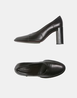 More information or Buy online WOMAN - ROBERTO DEL CARLO - FOOTWEAR - CLOSED-TOE SLIP-ONS  - AT YOOX
