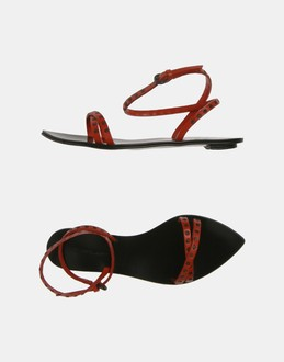 More information or Buy online WOMAN - ROBERTO DEL CARLO - FOOTWEAR - SANDALS - AT YOOX
