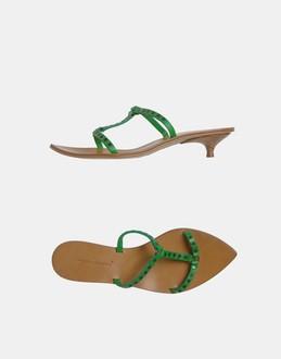 More information or Buy online WOMAN - ROBERTO DEL CARLO - FOOTWEAR - HIGH-HEELED SANDALS - AT YOOX