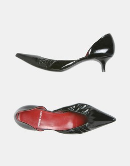More information or Buy online WOMAN - PIERRE HARDY - FOOTWEAR - CLOSED-TOE SLIP-ONS  - AT YOOX