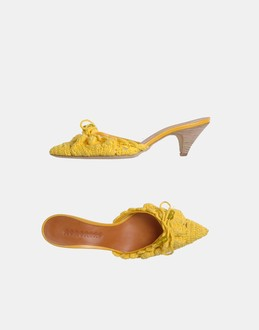 More information or Buy online WOMAN - ORDINARY PEOPLE - FOOTWEAR - MULES - AT YOOX