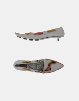 More information or Buy online WOMAN - EMILIO PUCCI - FOOTWEAR - MOCCASSINS - AT YOOX