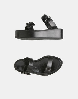 More information or Buy online WOMAN - ANN DEMEULEMEESTER - FOOTWEAR - HIGH-HEELED SANDALS - AT YOOX