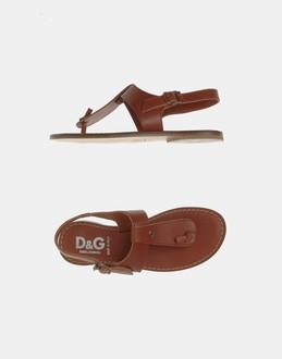 More information or Buy online WOMAN - D&G - FOOTWEAR - FLIP FLOPS - AT YOOX