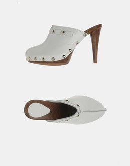 More information or Buy online WOMAN - D&G - FOOTWEAR - MULES - AT YOOX