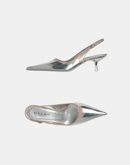 More information or Buy online WOMAN - E'CLAT - FOOTWEAR - SLINGBACKS - AT YOOX