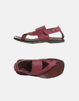 More information or Buy online MAN - D&G - FOOTWEAR - SANDALS - AT YOOX