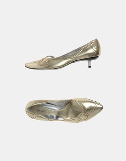More information or Buy online WOMAN - AISHA - FOOTWEAR - CLOSED-TOE SLIP-ONS  - AT YOOX