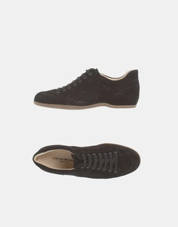 WOMAN - EMPORIO ARMANI - FOOTWEAR - SNEAKERS - AT YOOX