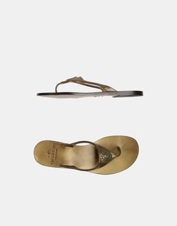 WOMAN - VALENTINO GARAVANI - FOOTWEAR - FLIP FLOPS - AT YOOX