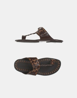 More information or Buy online MAN - DSQUARED2 - FOOTWEAR - FLIP FLOPS - AT YOOX