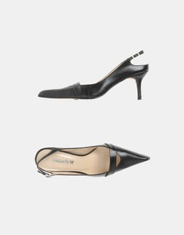 More information or Buy online WOMAN - BUTTERFLY - FOOTWEAR - SLINGBACKS - AT YOOX