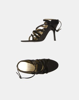 More information or Buy online WOMAN - GIUSEPPE ZANOTTI - FOOTWEAR - HIGH-HEELED SANDALS - AT YOOX