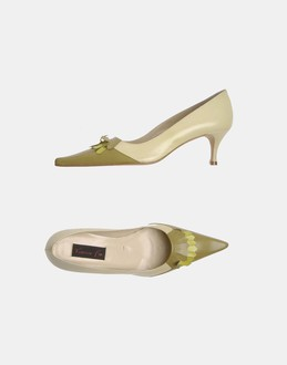 More information or Buy online WOMAN - VICTORIA FOX - FOOTWEAR - CLOSED-TOE SLIP-ONS  - AT YOOX