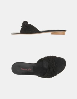 More information or Buy online WOMAN - VICTORIA FOX - FOOTWEAR - SANDALS - AT YOOX