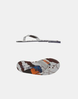 More information or Buy online WOMAN - ALIMA - FOOTWEAR - FLIP FLOPS - AT YOOX