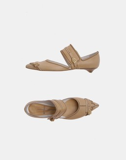 More information or Buy online WOMAN - ETRO - FOOTWEAR - CLOSED-TOE SLIP-ONS  - AT YOOX