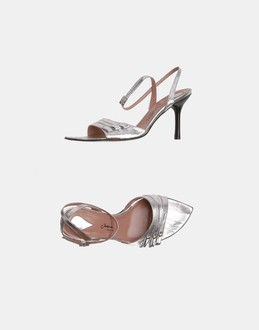 More information or Buy online WOMAN - JOSEPHINE - FOOTWEAR - HIGH-HEELED SANDALS - AT YOOX