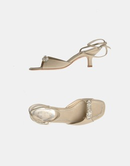 More information or Buy online WOMAN - RENE&#039; CAOVILLA - FOOTWEAR - HIGH-HEELED SANDALS - AT YOOX